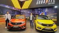 Brio Paling Laris, Penjualan Mobil Honda Penerima Diskon PPnBM Masih Ngegas di April