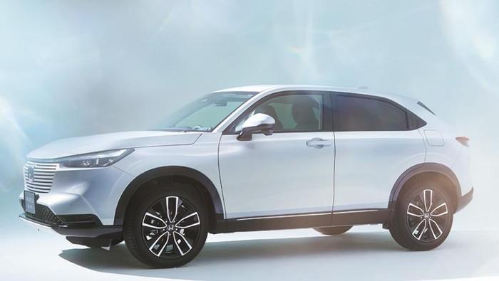 Honda HR-V Generasi Baru