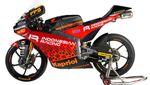 Ini Dia Motor Moto3 Gresini Racing yang Pakai Baju Batik