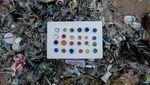 Foto: Saat Sampah Mengancam Keindahan Pantai di Pulau Dewata