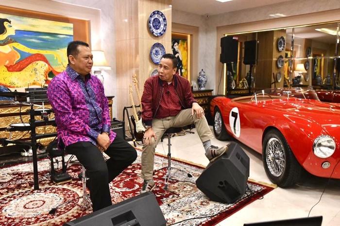 Ketua MPR RI Bambang Soesatyo mengungkapkan kisah masa lalunya sebelum terpilih menjadi Ketua MPR.