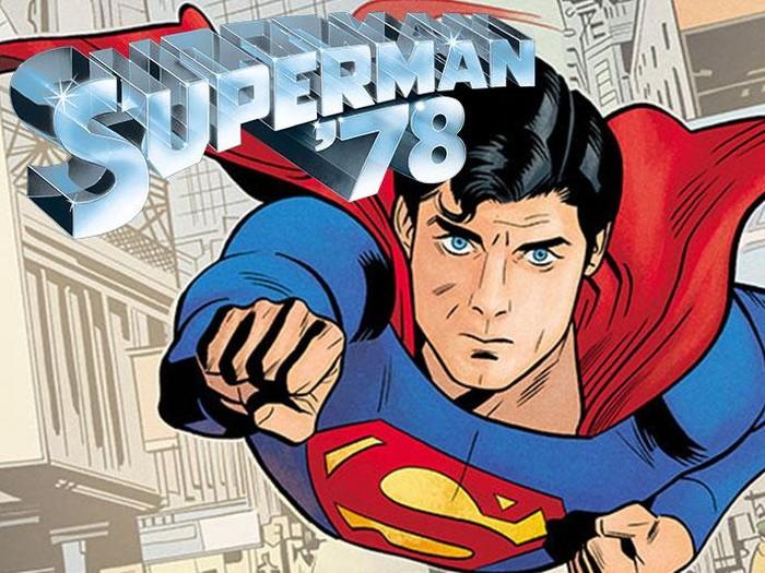 Komik DC Superman 78