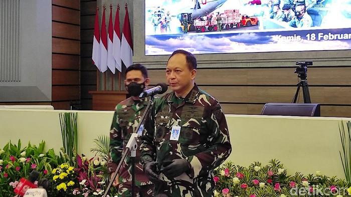 KSAU Marsekal TNI Fadjar Prasetyo