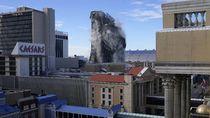 Momen Trump Plaza Hotel dan Kasino Dihancurkan