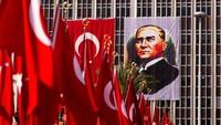 Seputar Makam Mustafa Kemal Ataturk Pendiri Republik Turki