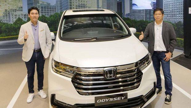Odyssey Facelift 2021