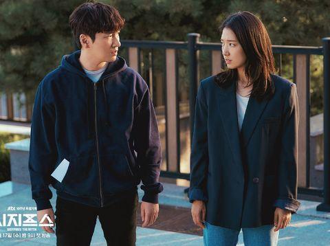 Park Shin Hye dan Cho Seung Woo