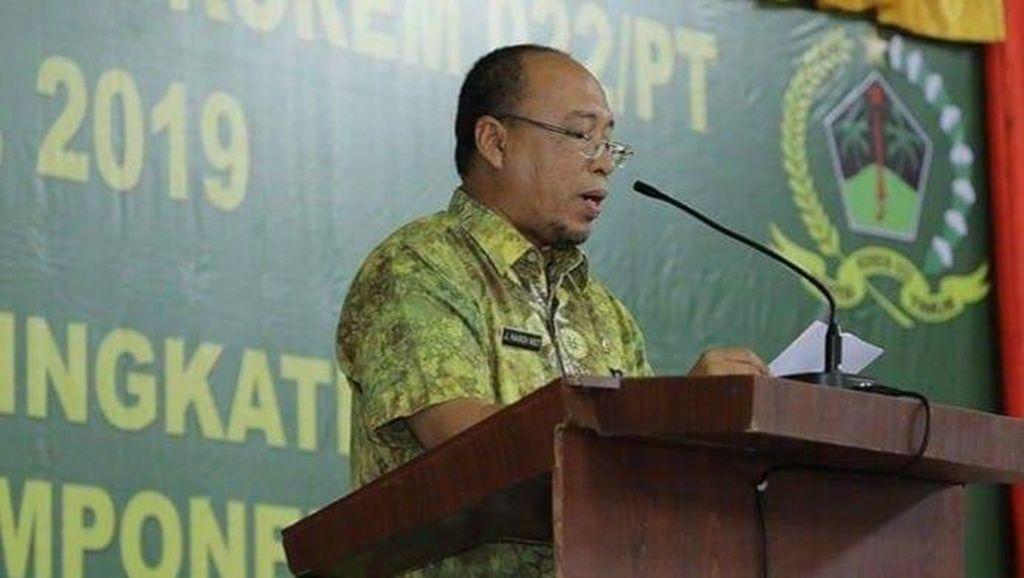Jabatan Surya Berakhir, Plh Bupati Asahan Resmi Dijabat Jhon Hardi
