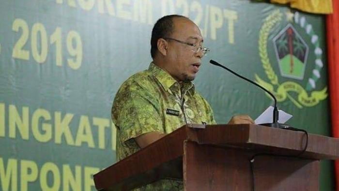 Plh Bupati Asahan, Jhon Hardi Nasution (Dok Istimewa)
