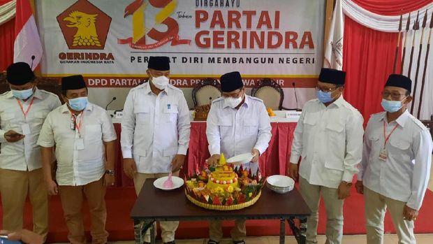 Plt Ketua DPD Gerindra Jatim, Anwar Saddad