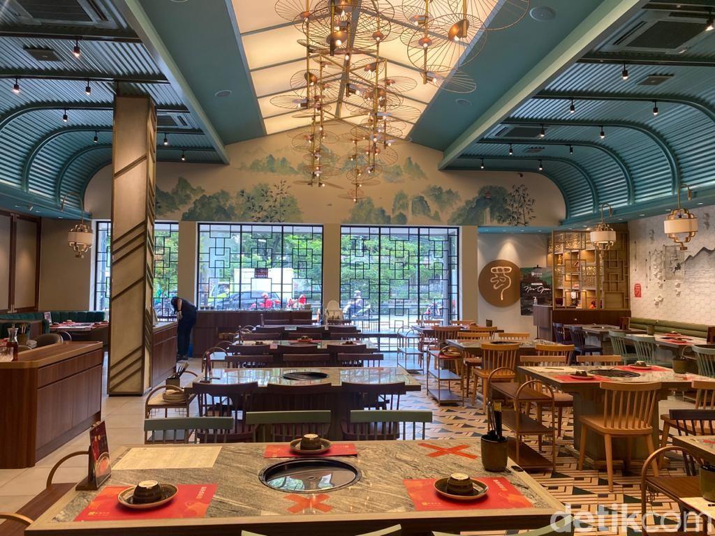 Restoran hot pot gaya Chengdu, Shu Guo Yin Xiang.