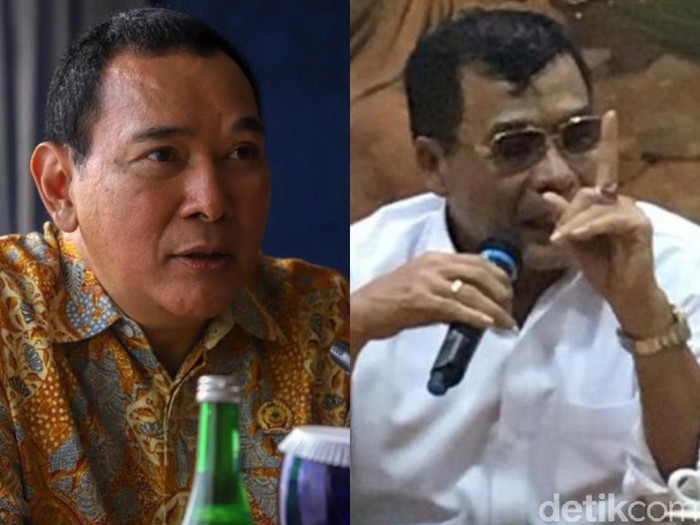 Tommy Soeharto dan Muchdi PR