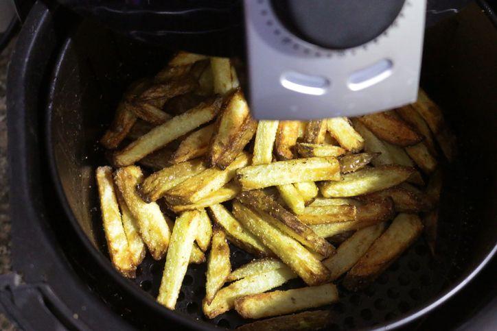 Air Fryer Risiko Kesehatannya Sama Seperti Menggoreng Pakai Minyak