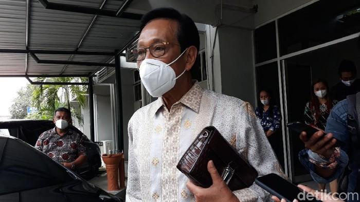 Gubernur DIY, Sri Sultan HB X, Jumat (19/2/2021).