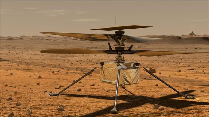 Helikopter Ingenuity
