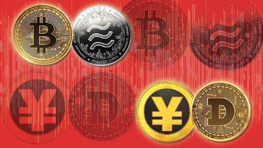Sejuta Cara Pemerintah China Bikin Bitcoin Babak Belur
