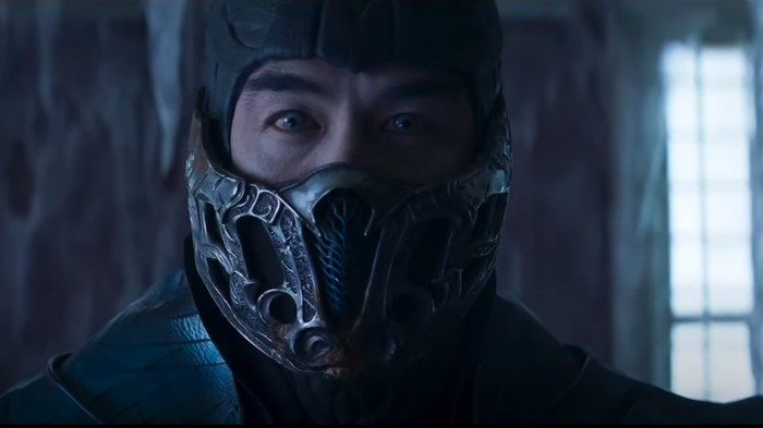 Joe Taslim dalam Mortal Kombat