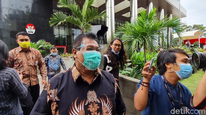 Ketua DPC PDIP Kendal Akhmat Suyuti (Farih Maulana Sidik/detikcom).