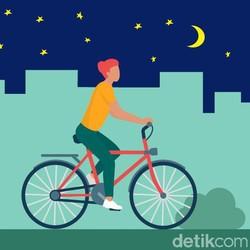 Manfaat Olahraga Malam, Salah Satunya Menurunkan Berat Badan