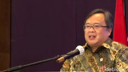 Bambang Brodjonegoro: Bolak-balik Jadi Menteri, Kini Komisaris di Mana-mana