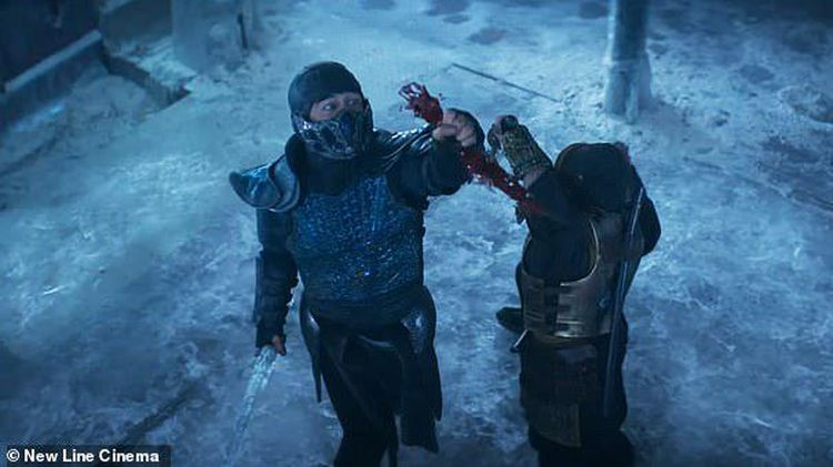 Finish Him! Aksi Joe Taslim dan Para Bintang di Mortal Kombat