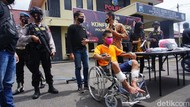 Pelarian Pembunuh Terapis di Mojokerto, Gadaikan Motor Hingga Dihantui Korban