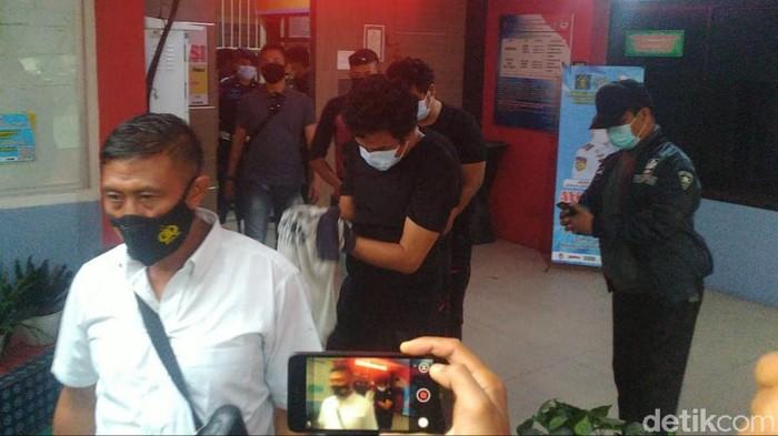 Pemindahan eks pegawai lapas Riau ke lapas Nusakambangan