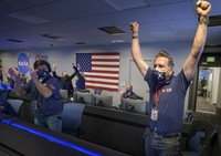 Pendaratan ke Mars NASA