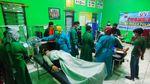 Pengungsi Longsor Nganjuk Keracunan Massal