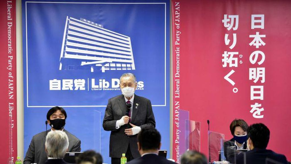 Politisi Perempuan di Jepang Tidak Boleh Bicara di Rapat Dewan Partai