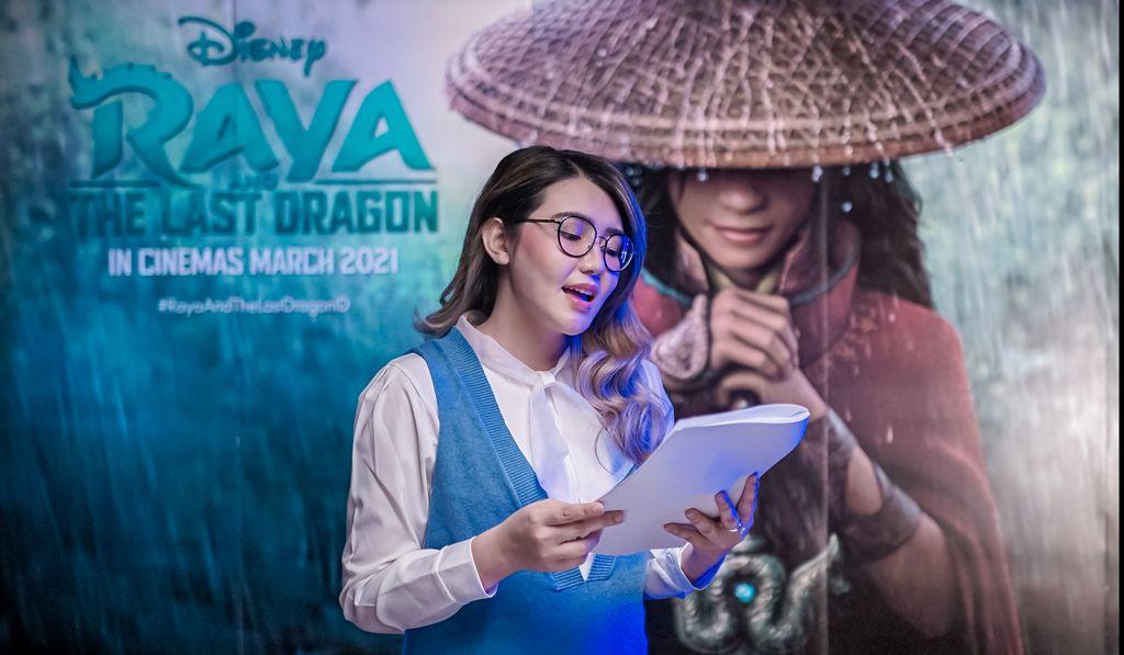 Raya and the Last Dragon, Via Vallen