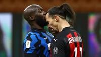 Lukaku: Ibrahimovic Ingin Menang buat Diri Sendiri