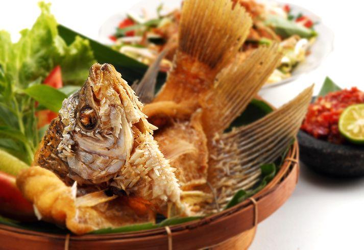 tempat makan di bogor sekaligus pemancingan