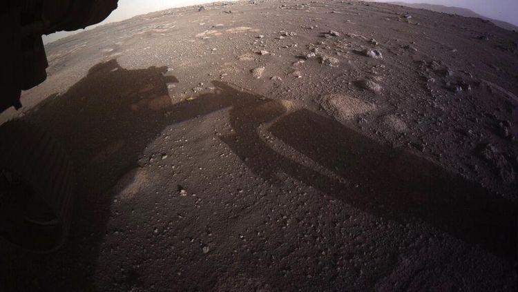 Foto Terbaru Mars Dipotret Langsung dari Sana