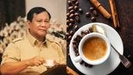 Slurpp! Ini Racikan Kopi ala Prabowo Subianto yang Kaya Khasiat