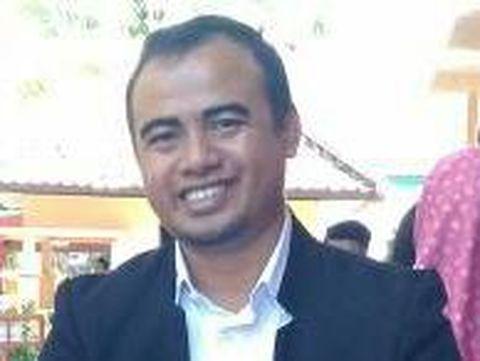 Pengacara Biro Konsultasi dan Bantuan Hukum (BKBH) Fakultas Hukum Universitas Mataram, Yan Mangandar Putra (Dok istimewa/ foto diberikan oleh narasumber bernama Yan)