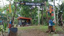 Foto: Bora Bora Camp Day, Tempat Kemping Asyik di Sulawesi Selatan