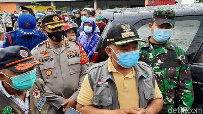 Wali Kota Bekasi Rahmat Effendi (Rahmat Fathan/detikcom)