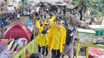 Bantuan untuk Korban Banjir Jakarta