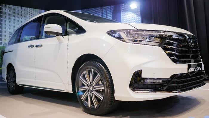 Honda Odyssey Facelift 2021