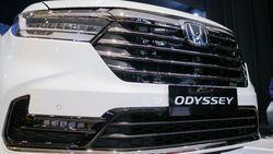 Honda Odyssey Setop Produksi, Begini Nasibnya di Indonesia