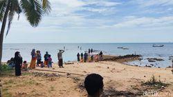 Nelayan Hilang Saat Jaring Cumi-cumi di Pinggir Pantai Sumenep
