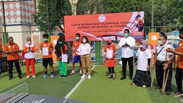 Teqball Indonesia