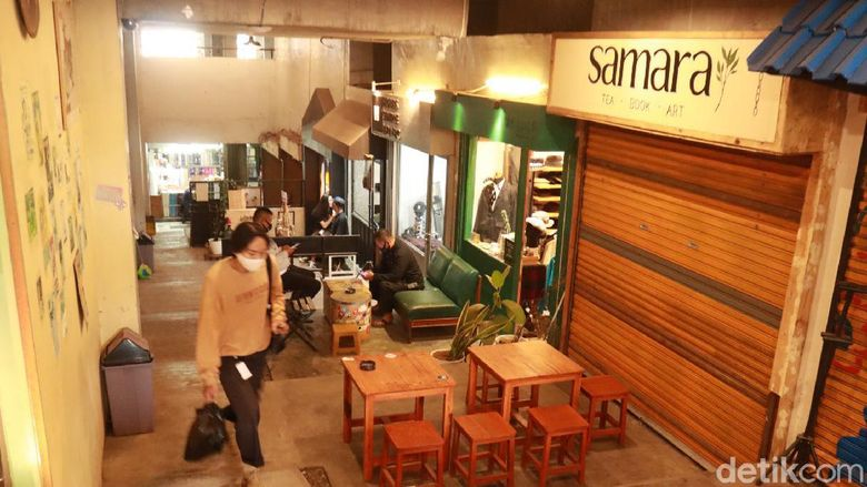 The Hallway Creative Space Tempat Milenial Bandung Berniaga