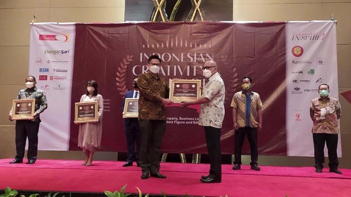 Askrindo Syariah meraih penghargaan Indonesian Creativity and Best Leader Award 2021. Penghargaan diberikan oleh majalah Indonesia Inspire.