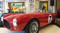Mulusnya Ferrari Klasik yang Jadi Benda Pajangan di Kantor Bamsoet