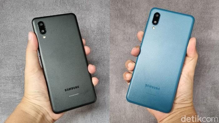 Review Galaxy A02 dan M02, HP Rp 1 Juta Cocok untuk Pemula