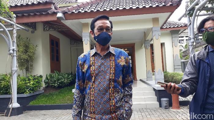 Gubernur DIY Sri Sultan Hamengku Buwono (HB) X, Senin (22/2/2021).