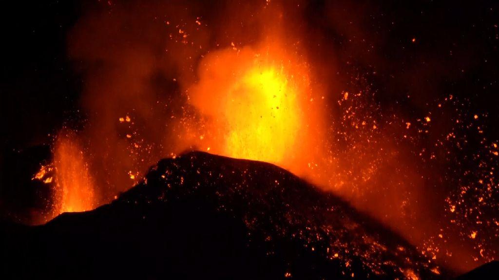 Erupsi Dahsyat Gunung Etna