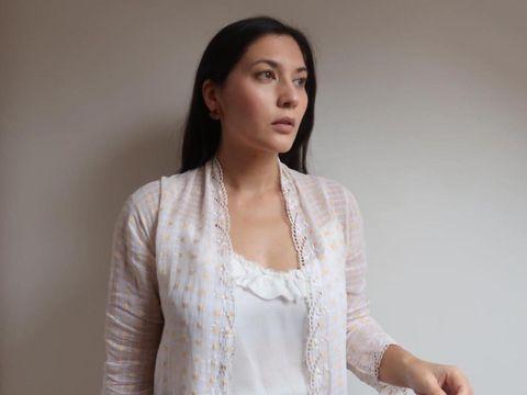 Hannah Al Rashid menceritakan pengalaman saat mengalami toxic relationship